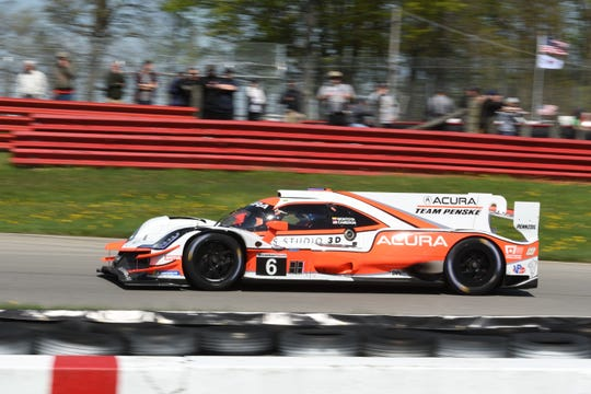 GALLERY: Acura Sports Car Challenge at Mid-Ohio