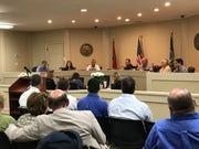 The Arlington Board of Mayor and Aldermen meets.