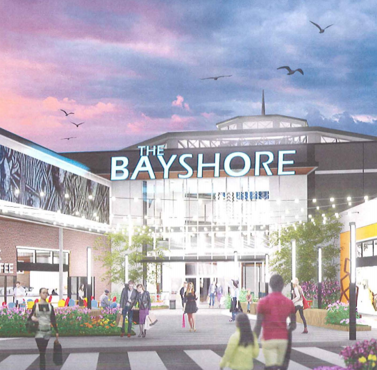 Glendale would provide $37 million to help redevelop struggling Bayshore — with $57 million debt paid off