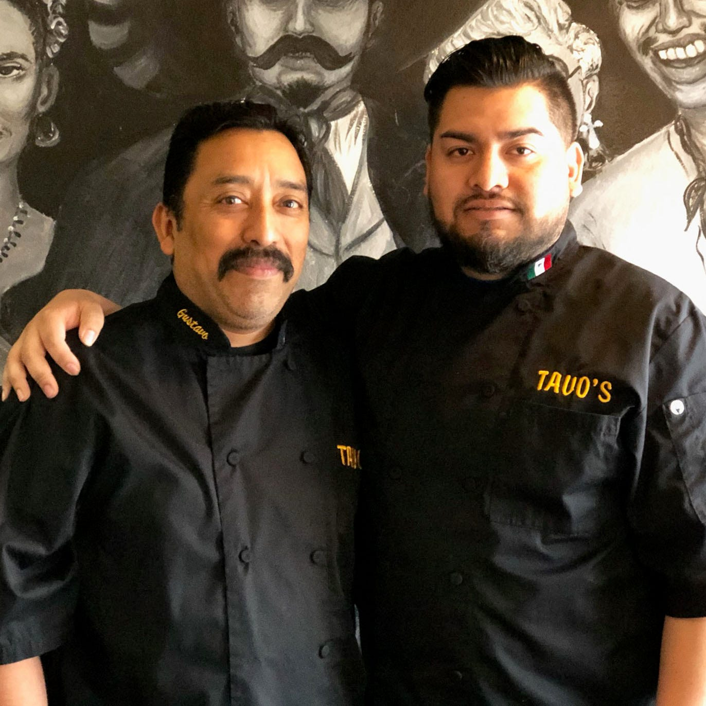 'Every plate has its own flair' at Mexican-inspired restaurant with father-son team