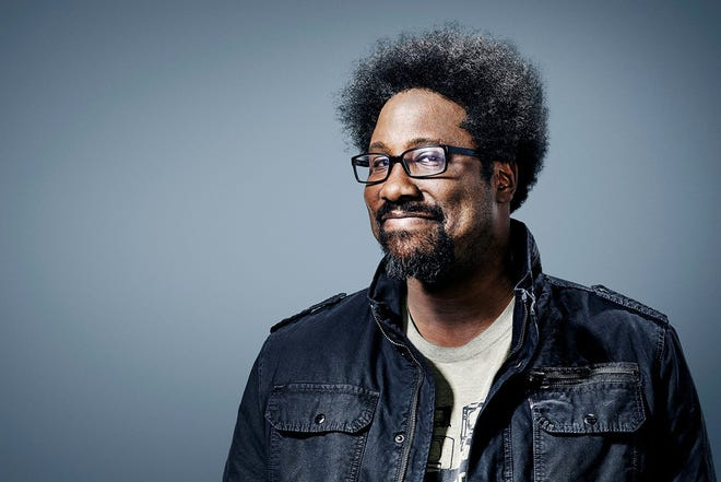 """W. Kamau Bell was in Milwaukee last fall to film an episode of his CNN series """"United Shades of America with W. Kamau Bell."""" The episode will air June 9."""
