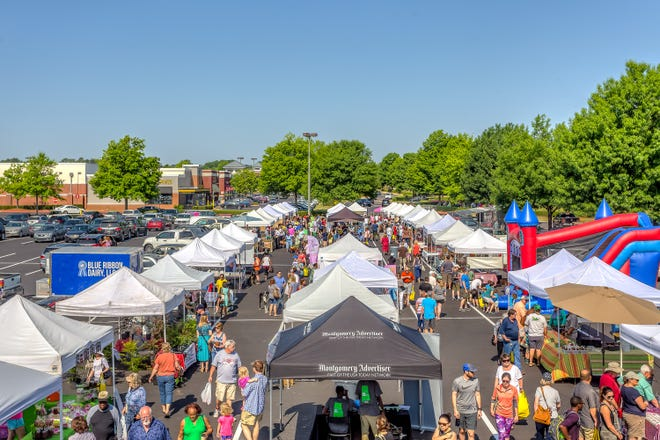 The EastChase Farmers Market will celebrate its 15 year with a grand opening on May 11 from 7 a.m. until noon.