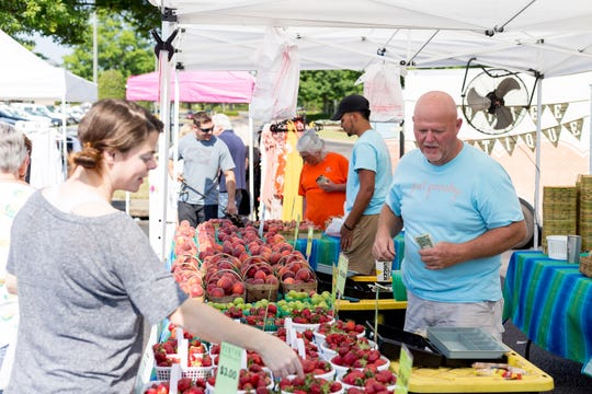 More than 35 vendors are expected at the EastChase Farmers Market grand opening to be held on May 11 from 7 a.m. until noon.