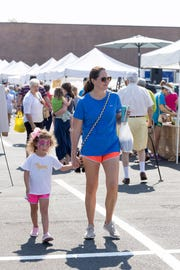 A cooking demonstration, live music and activities for children will all be a part of the EastChase Farmers Market grand opening to be held on May 11 from 7 a.m. until noon.