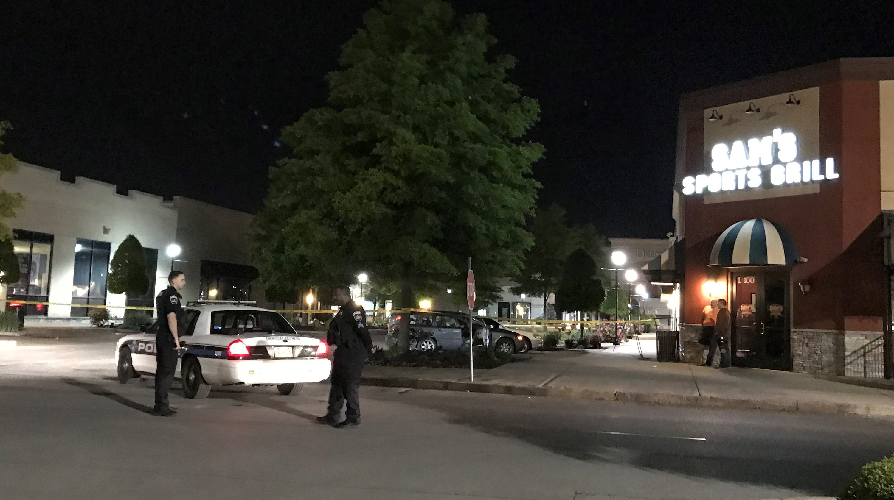 Murfreesboro police respond to 2 unrelated shootings overnight Monday