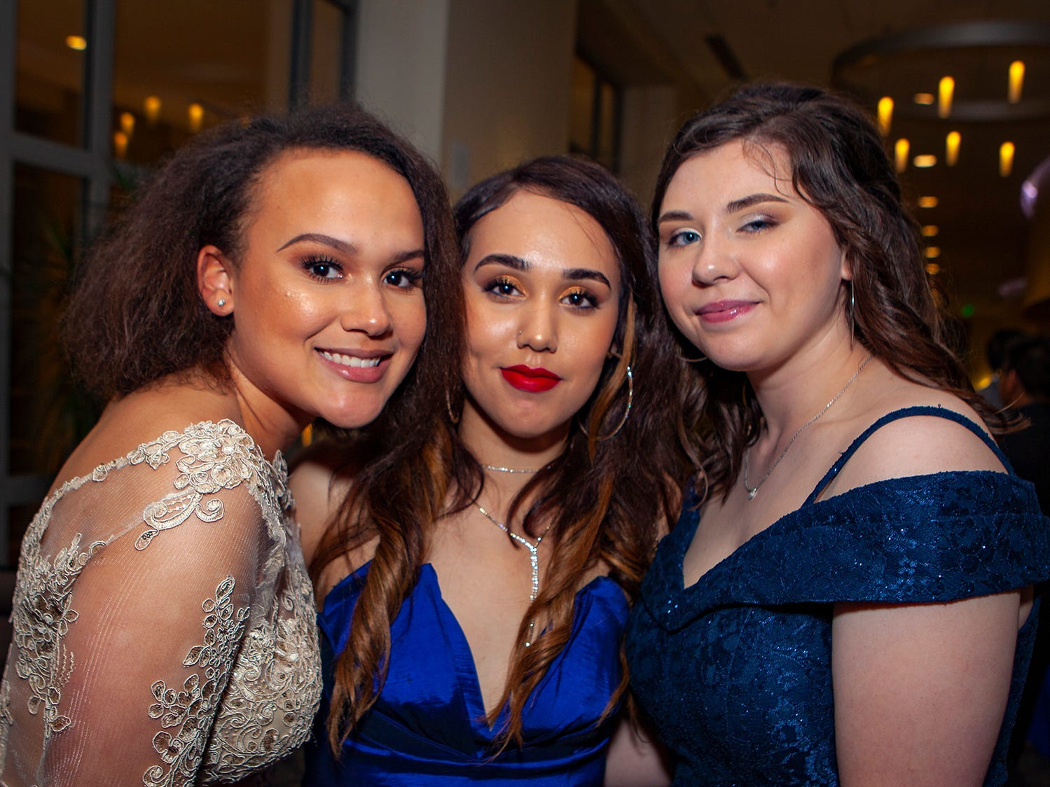 La Vergne High's prom, held Saturday, May 4, 2019 at MTSU's Student Union Building.