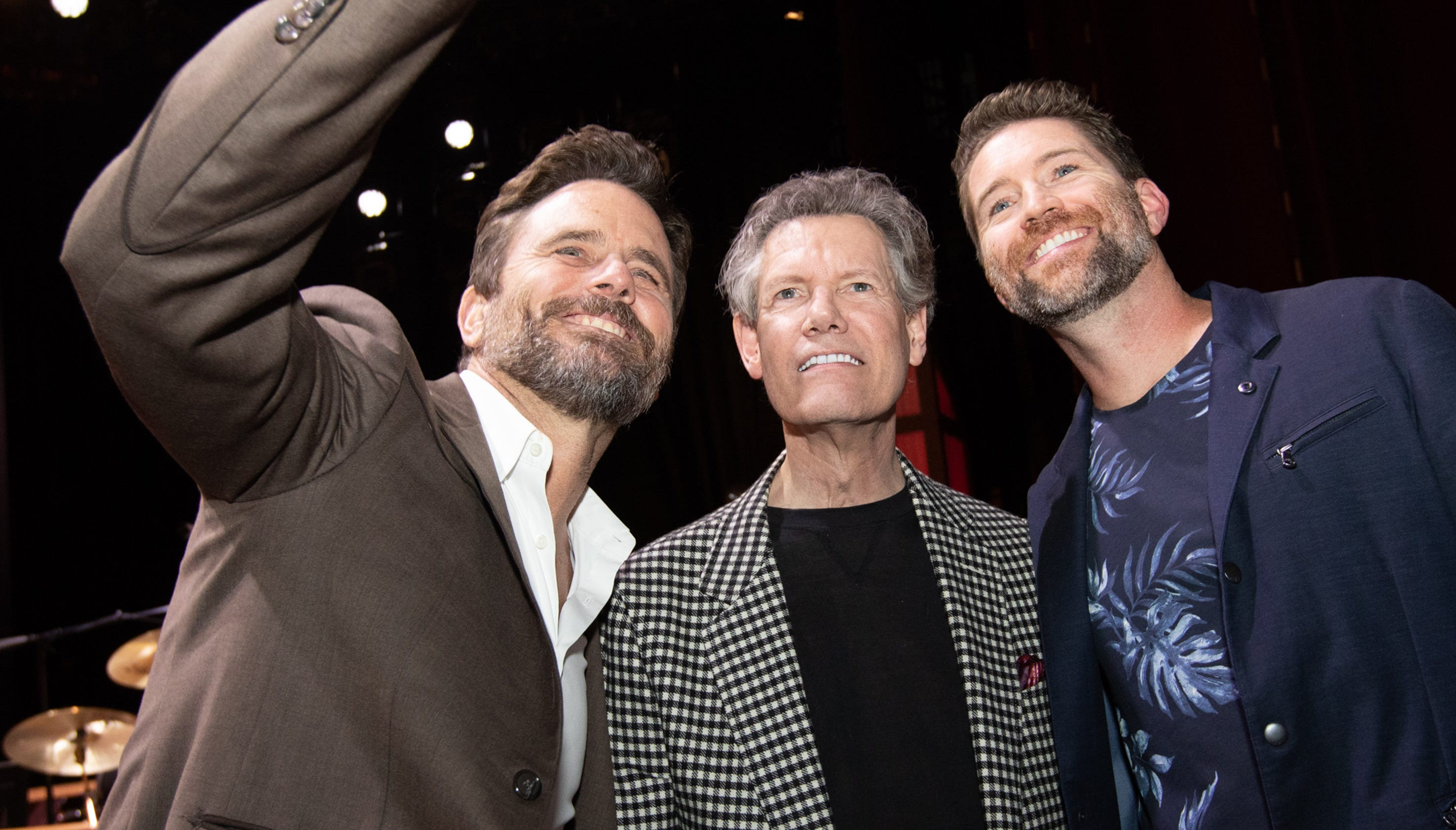 Randy Travis Makes Rare Opry Appearance To Celebrate 60th