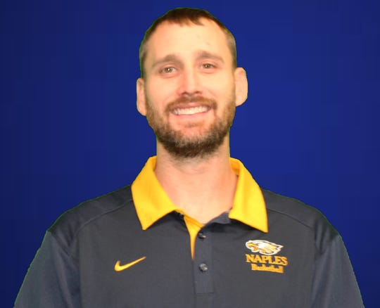 Garrett Hull, Naples boys basketball coach