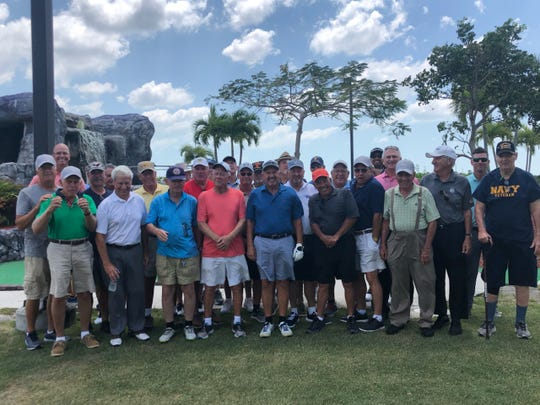 Alico Family Golf in Fort Myers recently graduated its 13th PGA HOPE class for veterans. This was the facility's largest class.