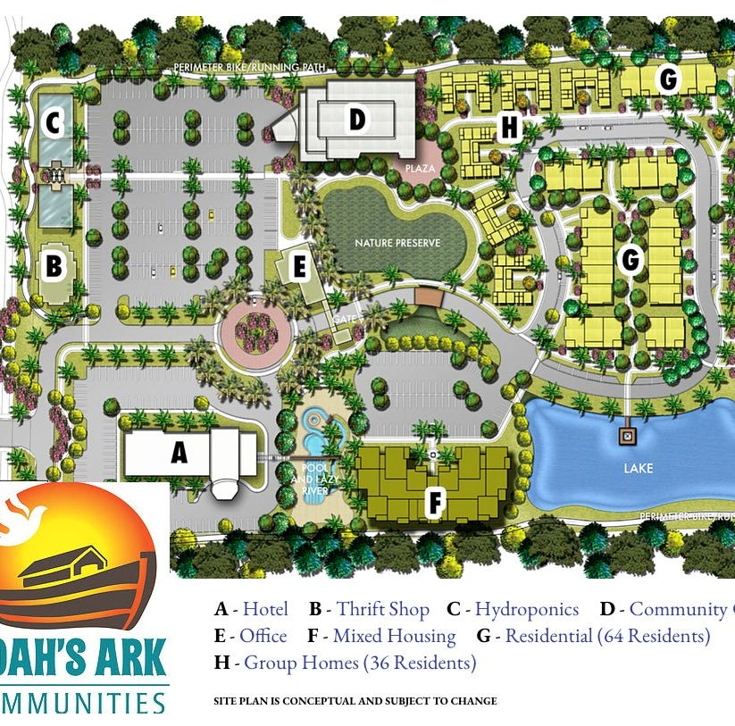 Noah's Ark Communities to provide residential living for adults with developmental disabilities