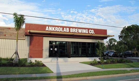 Ankrolab Brewing Co. launched Friday, May 3, 2019, at 3555 Bayshore Drive in East Naples.