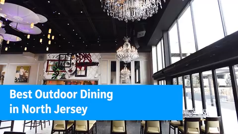 Best Outdoor Dining in North Jersey