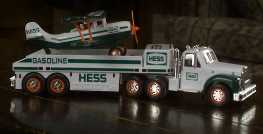 Parents tend to keep toys that cost a lot of money or that their child played with often, such as Hess trucks and Barbie dolls.