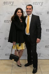 """Jennifer and Bill Aydin of """"The Real Housewives of New Jersey."""""""
