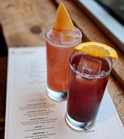 Cowan's brunch cocktails