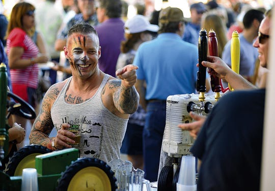 The New Mexico Brewer's Guild seventh annual Blazin' Brewfest is set to take place in the Plaza de Las Cruces Friday, May 17.