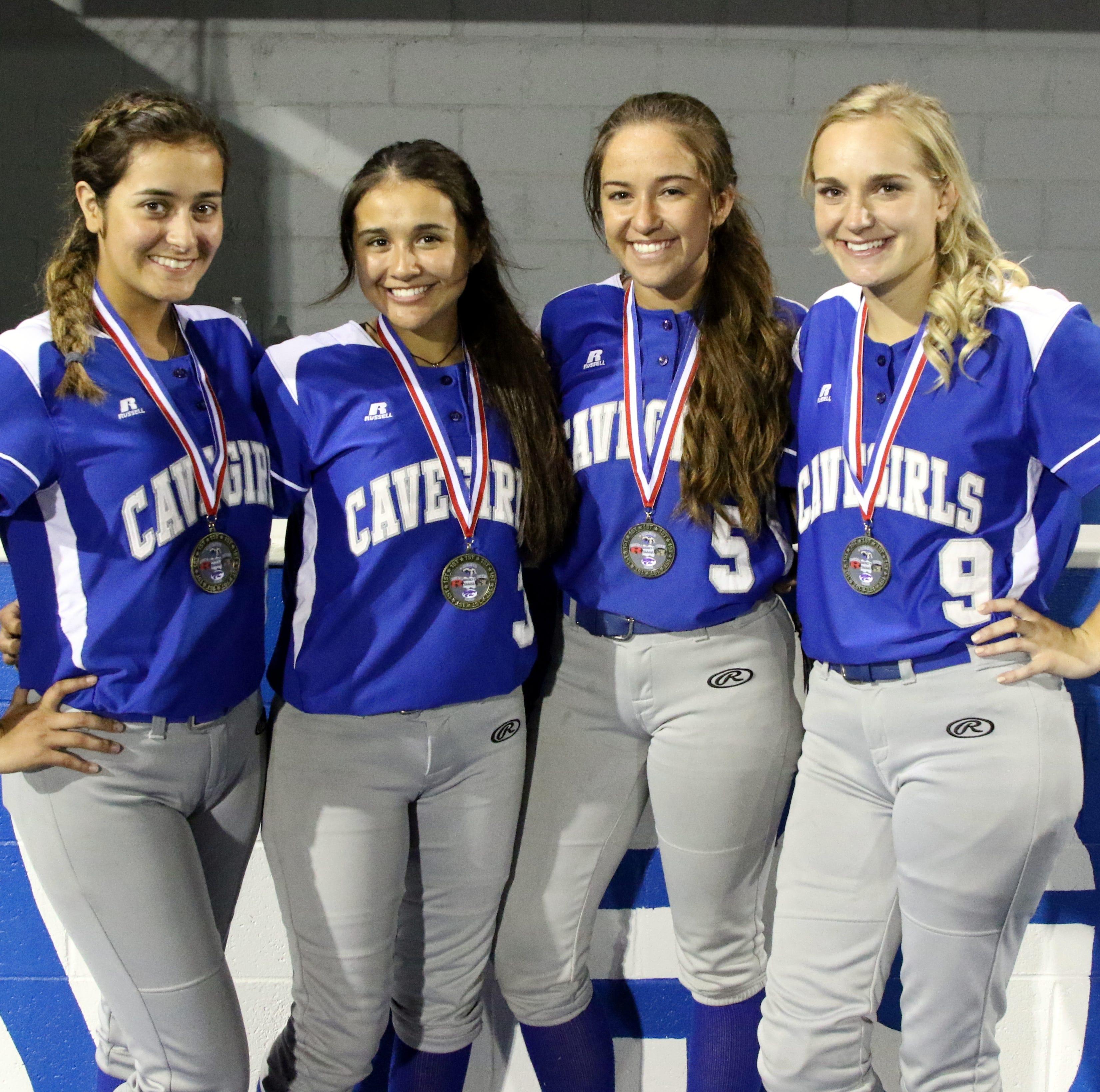 Cavegirls offense led by its senior players