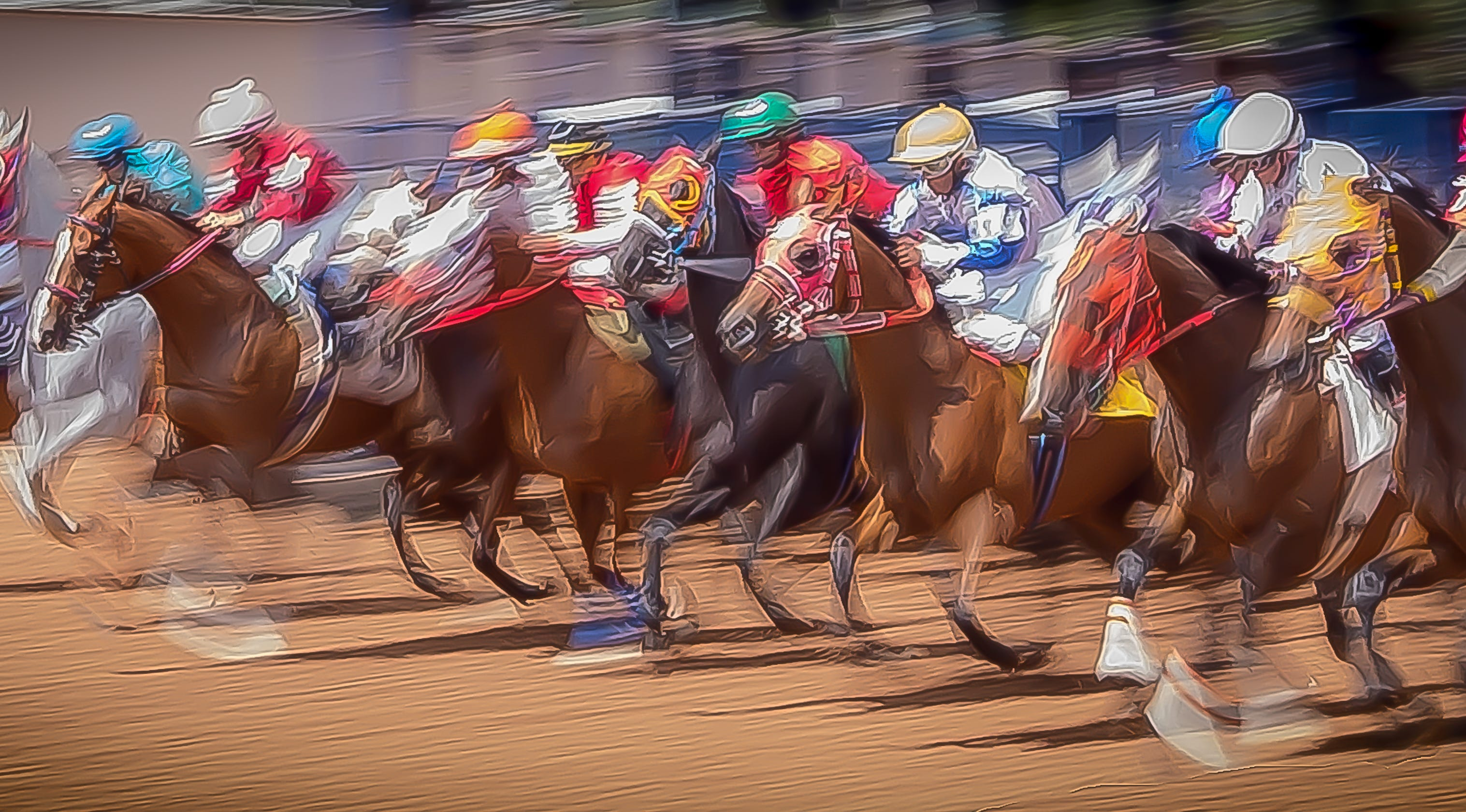 Marquis Downs Race Schedule