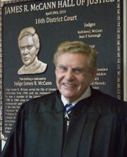 James R. McCann, for whom the 16th District Court in Livonia is named, died this past weekend.