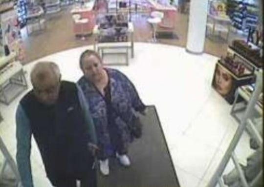 Bloomfield Township police say this couple may have stolen beauty products from the local Ulta Beauty store in mid-April.