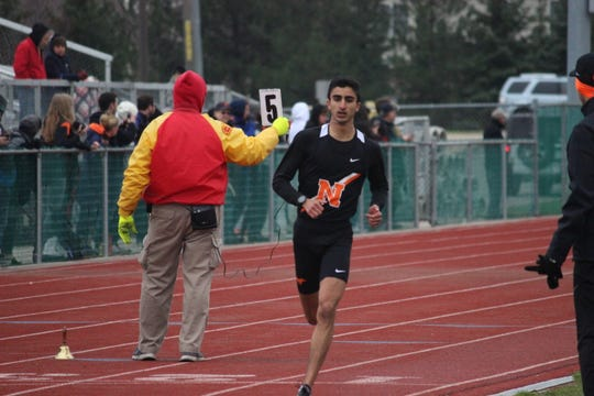 Northville Track Sets Records At Golden Triangle Meet