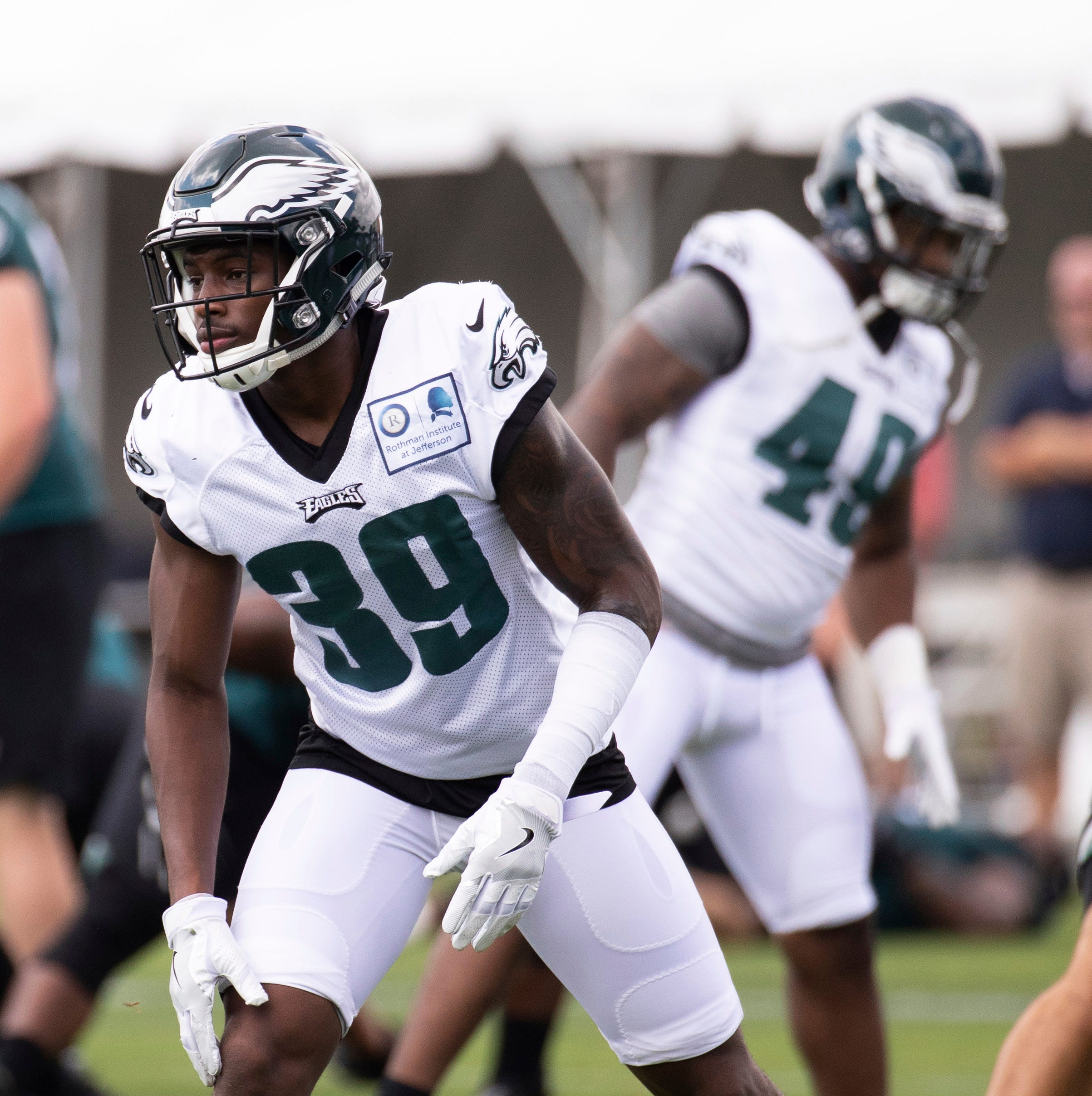 Packers sign former Eagles cornerback Chandon Sullivan, WR Darrius Shepherd