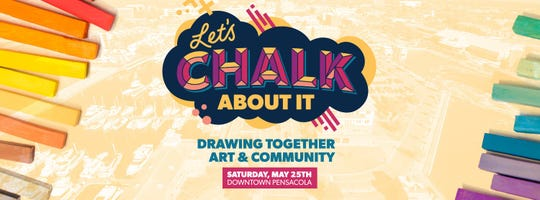 Let's Chalk About It takes place Saturday, May 25 at the Studer Community Institute Building.