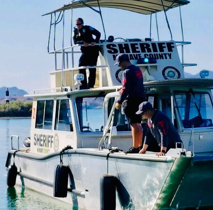 Man's body recovered from Lake Havasu by dive crews