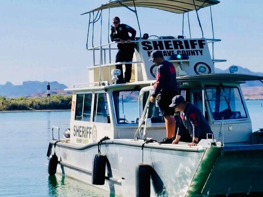 Mohave County Sheriff's Office search and Rescue team recovered the body of Edward Young, 59 in Thompson Bay at Lake Havasu on Saturday, May 4.