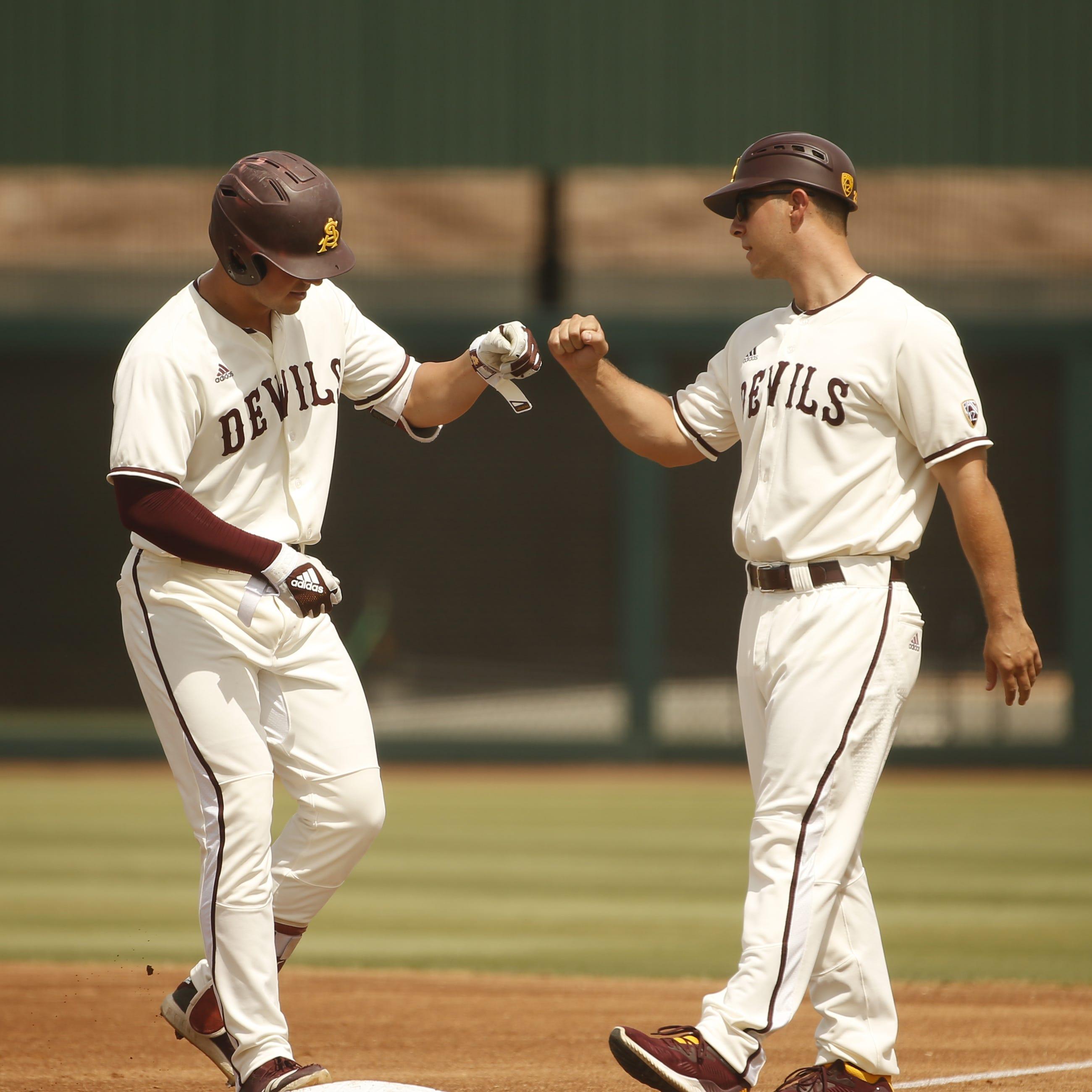 No. 20 ASU baseball completes first season series sweep over Arizona since 2009