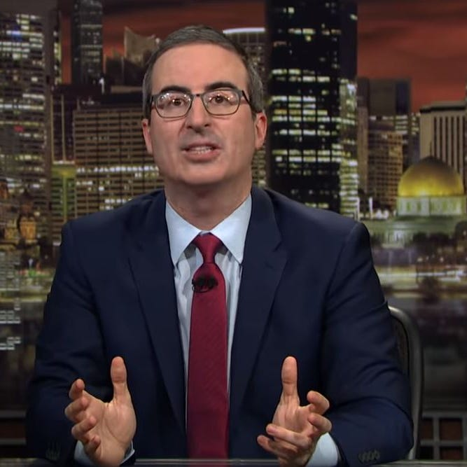 HBO's John Oliver savages Arizona in death penalty story on 'Last Week Tonight'