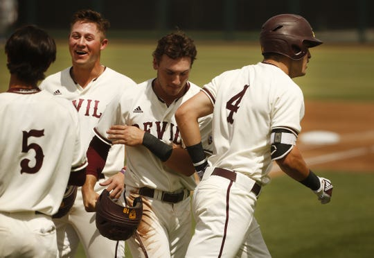 ASU baseball is back in the NCAA Tournament.