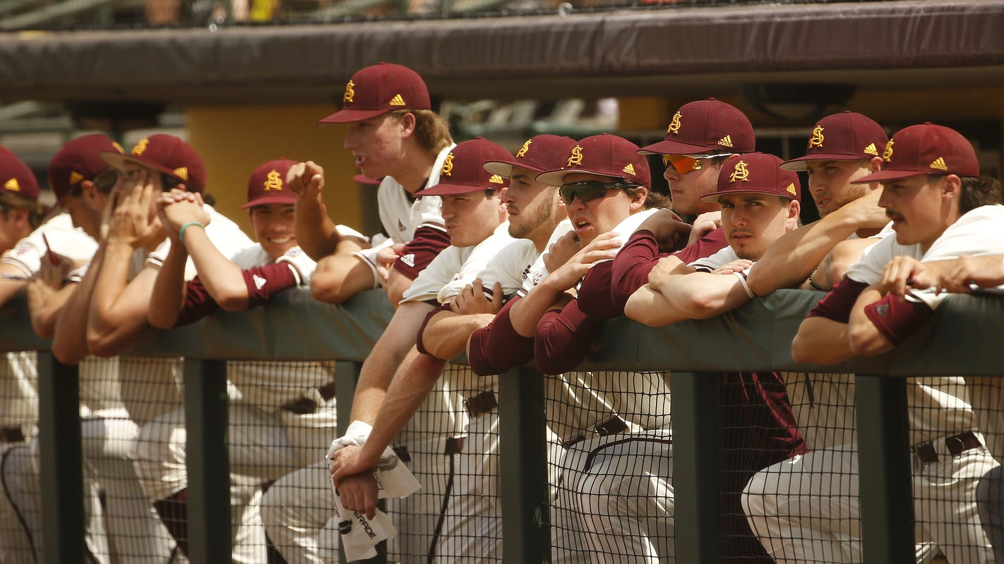 With top-10 national buzz, ASU baseball seeks first College World Series berth since 2010