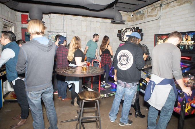 13 Arcade Bars In Metro Phoenix With Video Games, Pinball