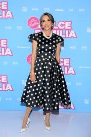 Florinda Meza, orgullosa de haber regresado al cine.