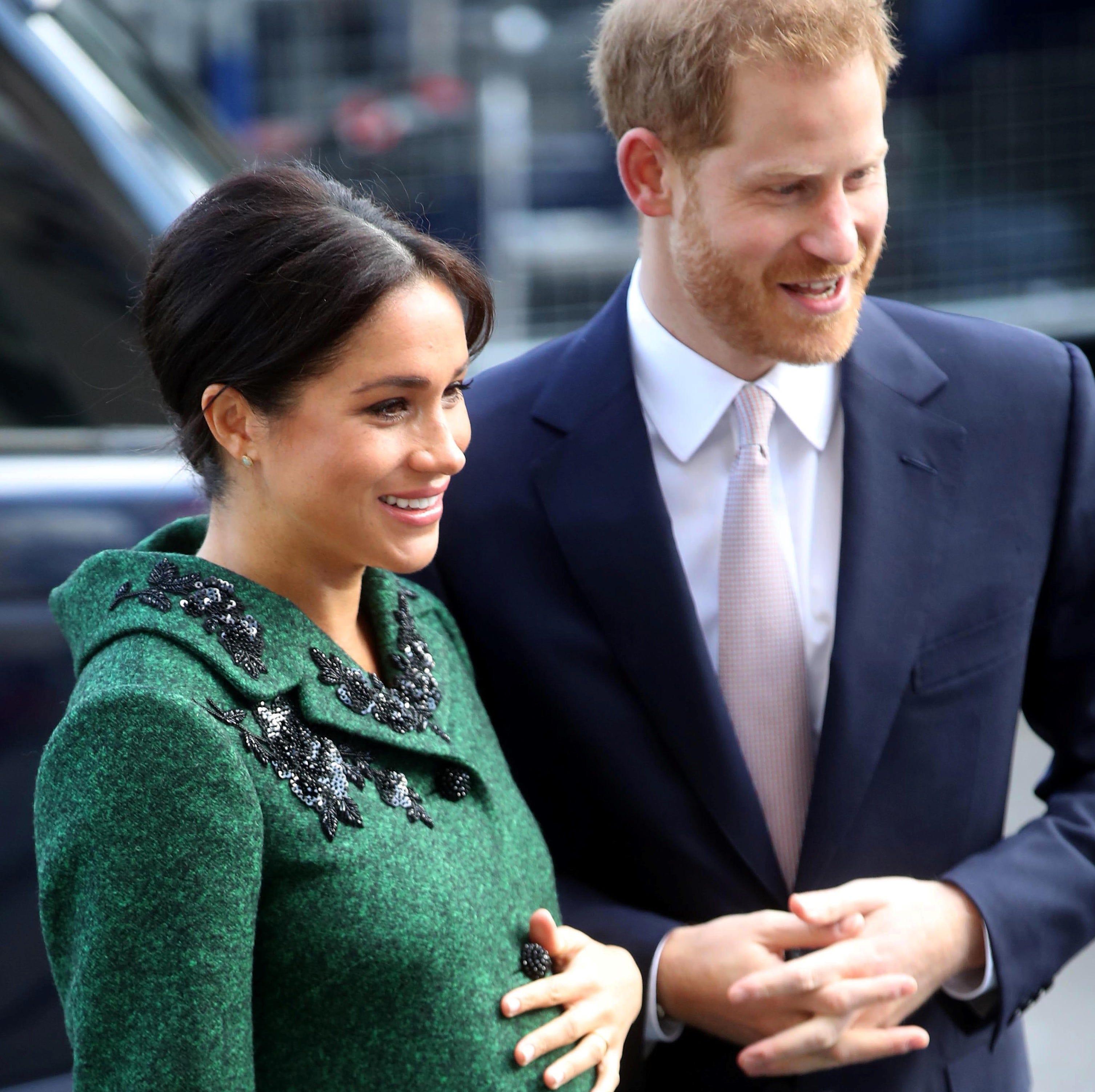 Nace el hijo de Meghan y el príncipe Enrique; es niño