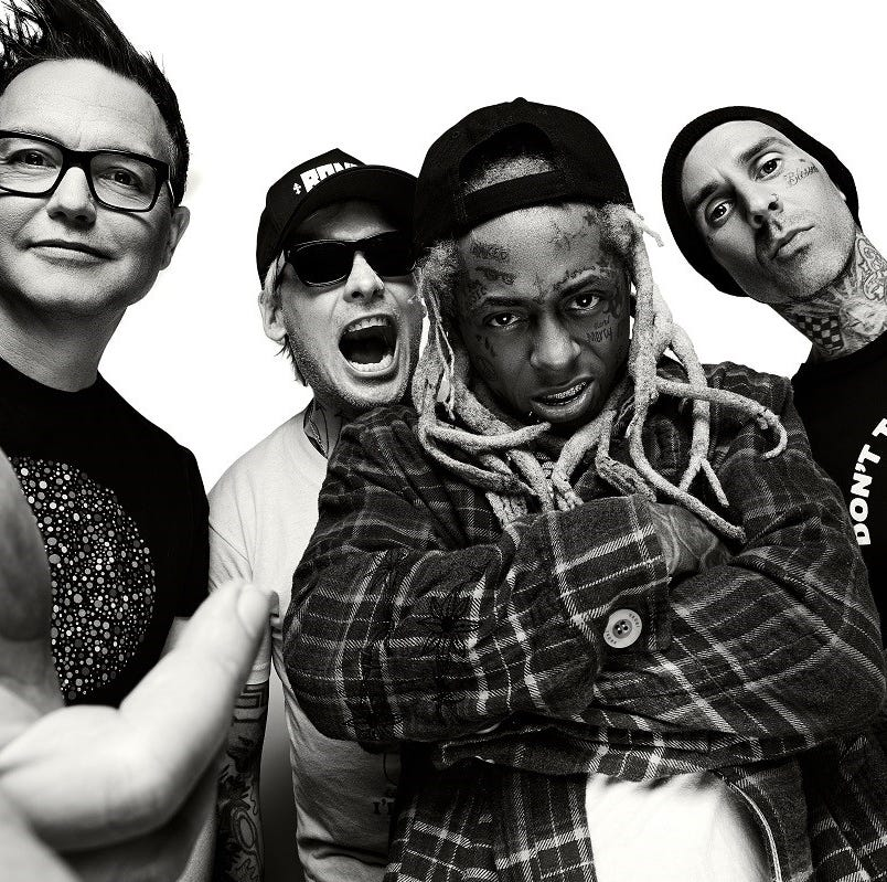 Blink-182, Lil Wayne to take the stage this summer in central Pa.