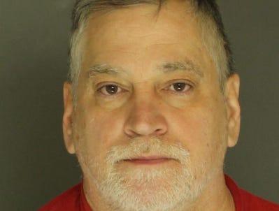 John Schadle, arrested for DUI.