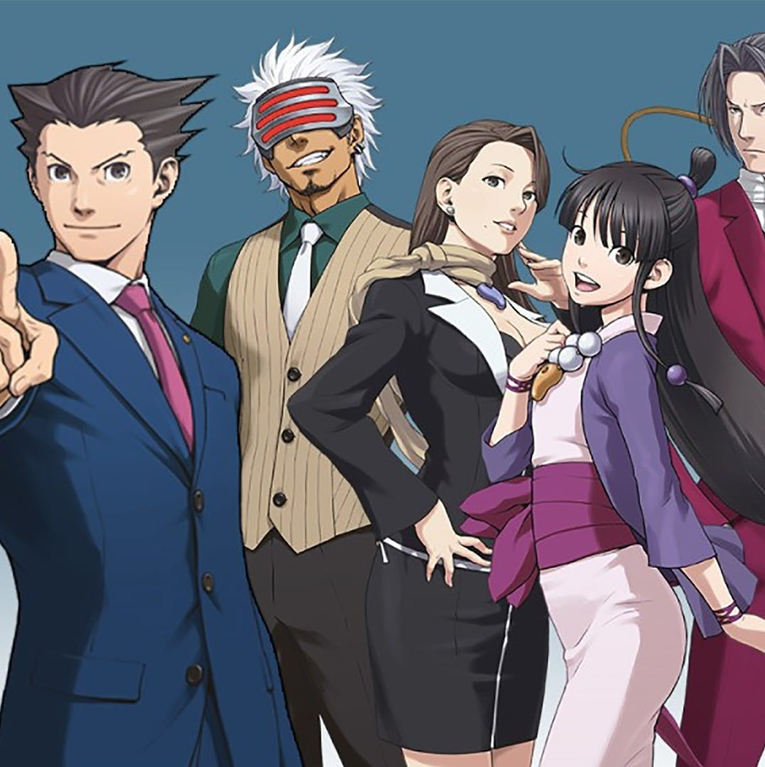 Phoenix Wright Ace Attorney Trilogy review: Wright on time | Technobubble