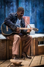 Cleavant Derricks is riveting as Son House.