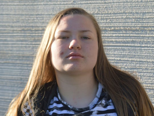 Jenna O'Deay, Oregon School for the Deaf.