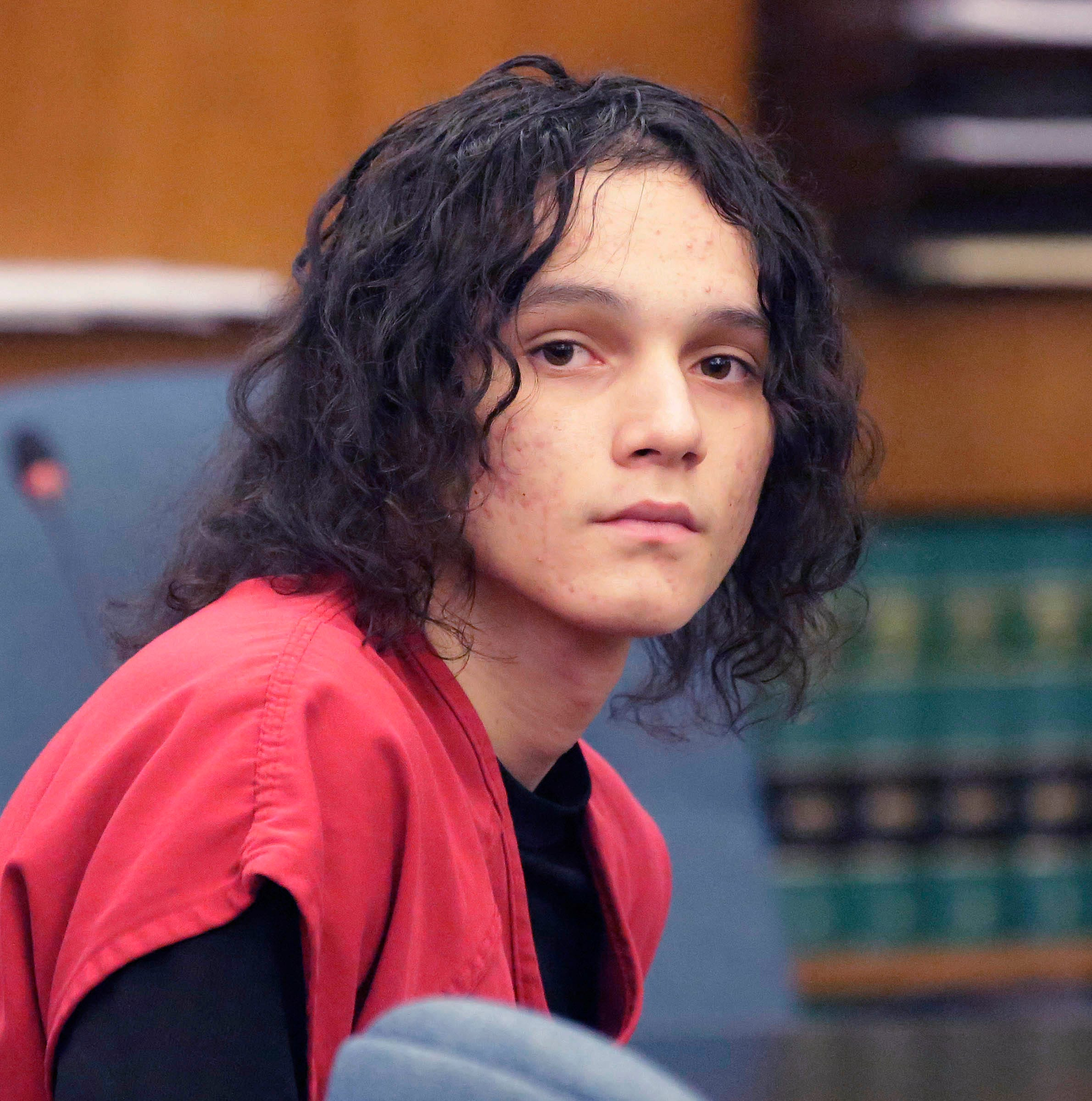 Sheboygan teen sentenced to 1 1/2 years, extended supervision in hidden corpse case