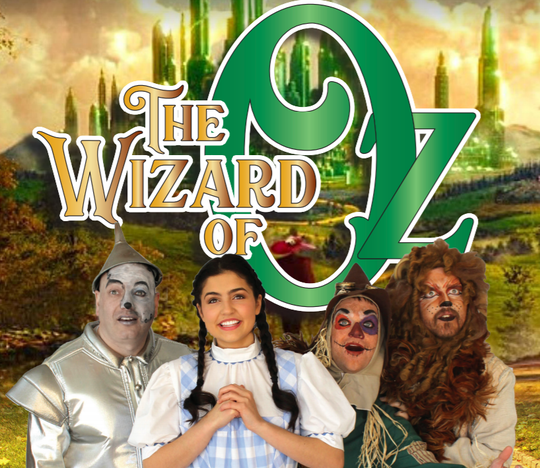 """The Wizard of Oz"" is STC's most ambitious production to date."