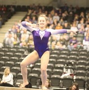 Watertown freshman Myah Morris has won nine state titles in her young career.