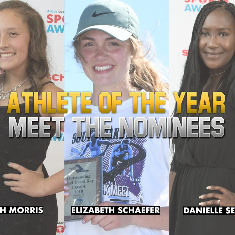 #ArgusSportsAwards: Meet the 2018-19 Girls Athlete of the Year nominees