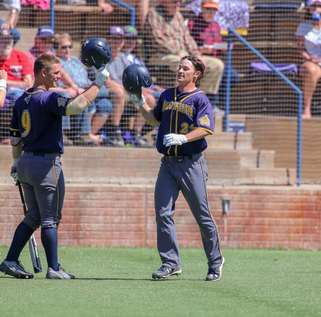 Augustana baseball, softball teams clinch NSIC titles