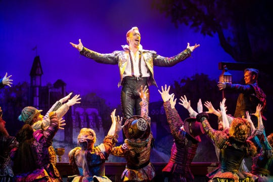 Scenes from Something Rotten!