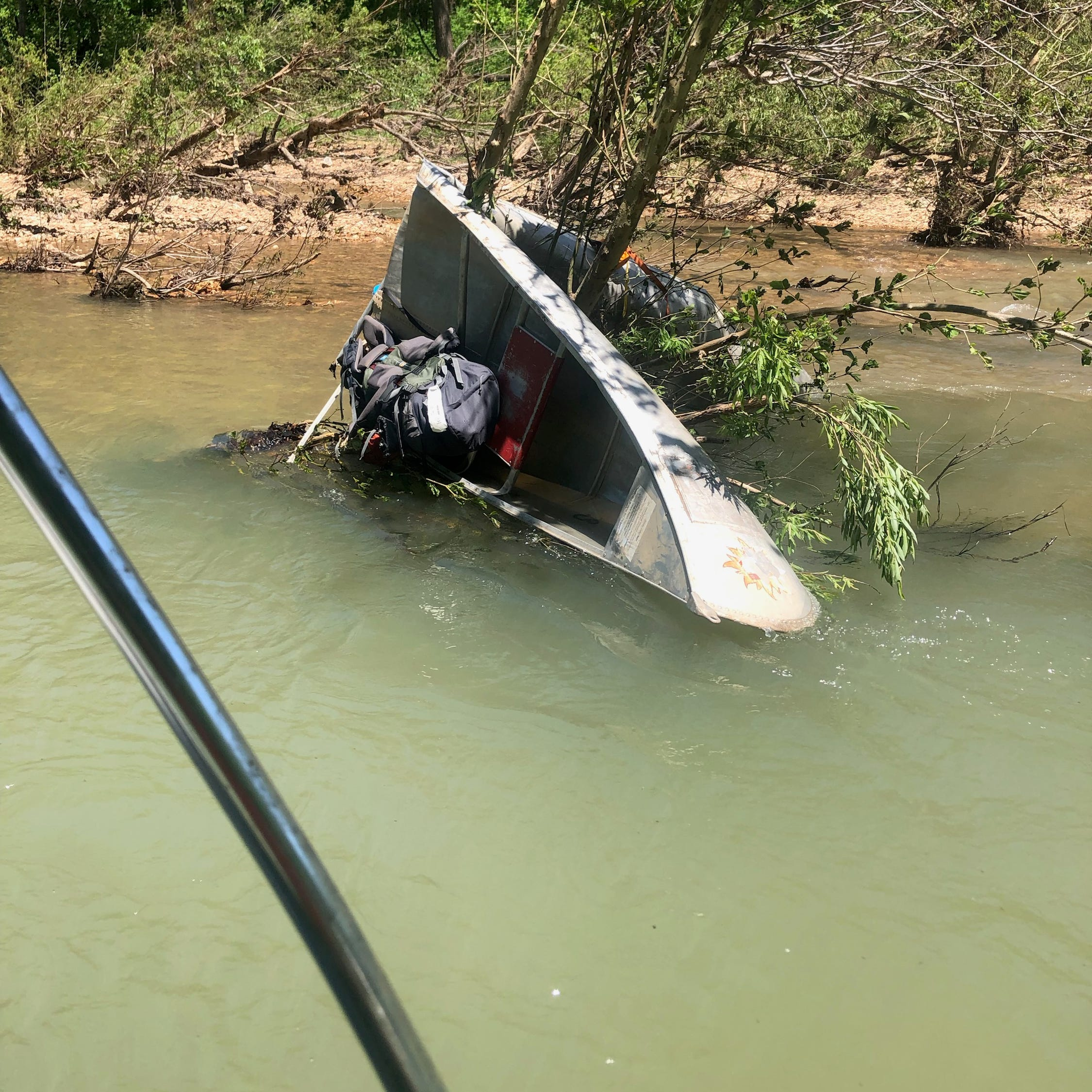 A harrowing rescue on flooded Jacks Fork — and $80 fines