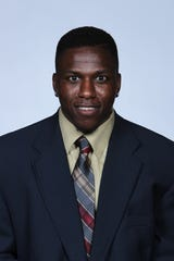 Mikael Cooper-Falls played football for Missouri State University during the 2009 to 2013 seasons. He was arrested Monday.