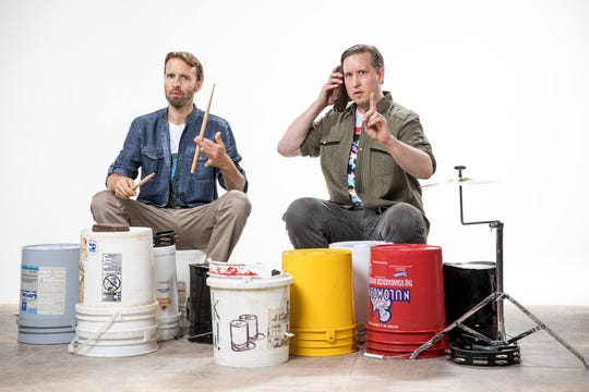Minneapolis band Buckets and Tap Shoes will be performing at7 p.m. May 11 in the Blattner Energy Arts Theatre.